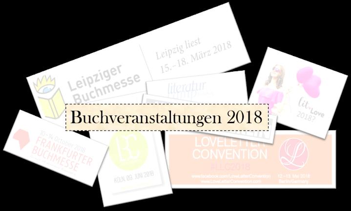 Buchveranstaltungen 2018