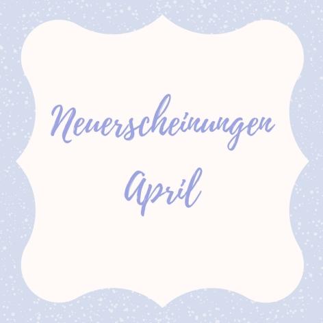 Neuerscheinungen April