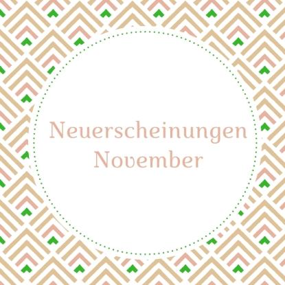 Neuerscheinungen November