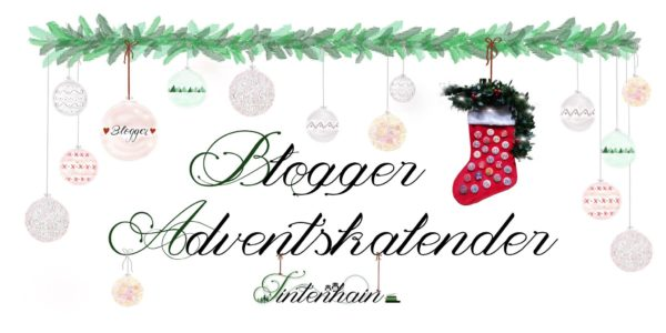 Blogger –Adventskalender 2019 – 22. Socke