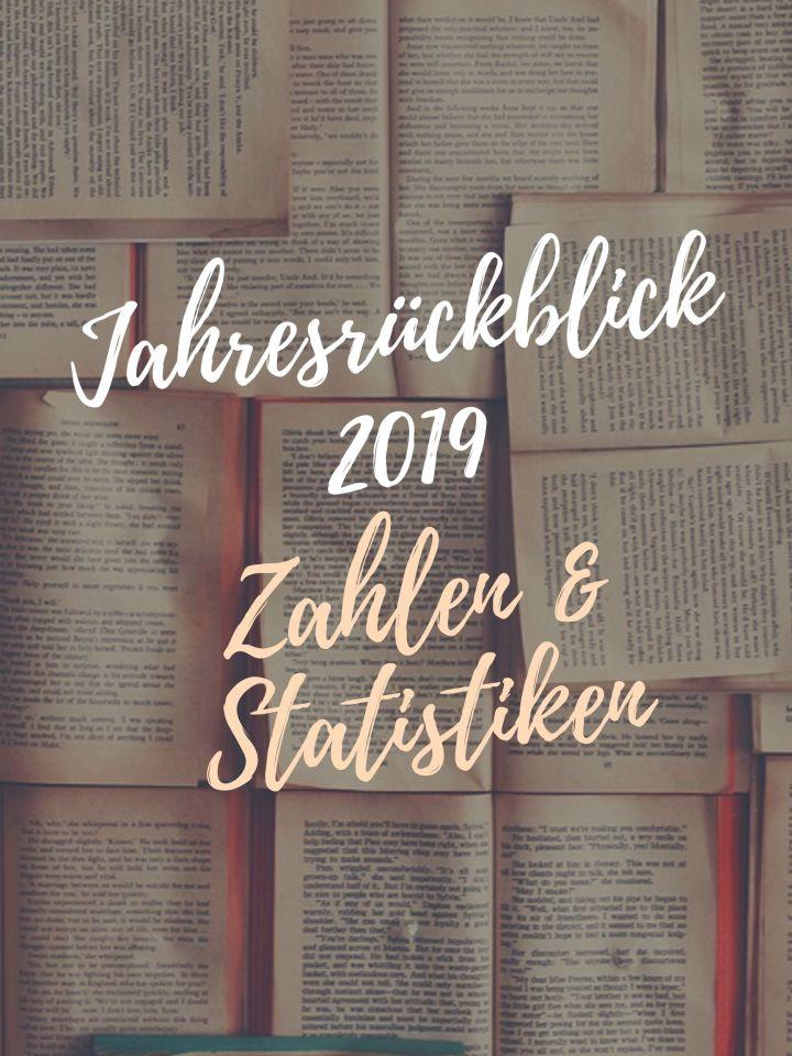 Jahresrückblick 2019 – Zahlen &Statistiken